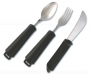 Cutlery set bendable
