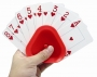 Playing card holder triangle 2 pcs