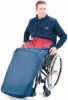 Wheelchair Wheelycosy leg bag deluxe