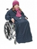 Wheelchair Wheely mac child with sleeves
