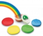Therapy kneading mass - Rainbow Putty