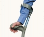 Crutches, Elbow Crutches double adjustable (pair)