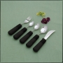 Good Grips cutlery Heavier